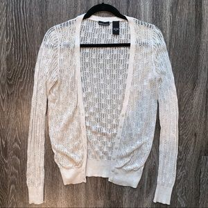 Moda International Tan Cardigan